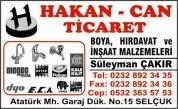 Hakan- Can Ticaret