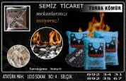 Semiz Ticaret Torba Kömür Satışı