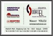 Dört El Sigorta Aracılık Hizmetleri Ltd. Şti.