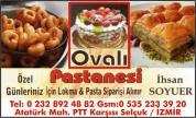 Ovalı Pastanesi